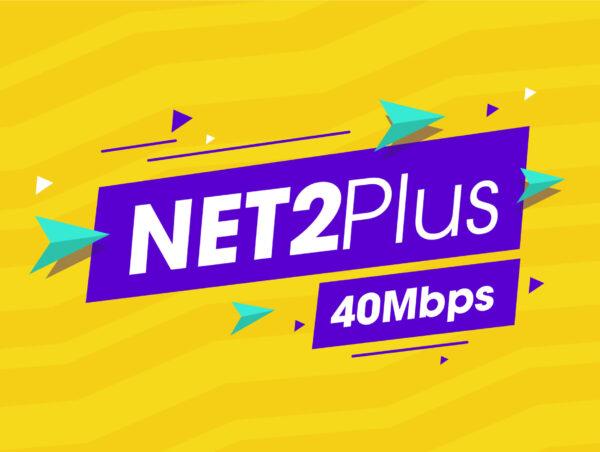 Net 2 plus Viettel 40 Mbps