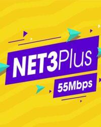 Net 3 plus 55 Viettel Mbps