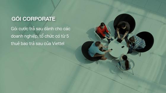 gói cước di động trả sau Viettel doanh nghiệp