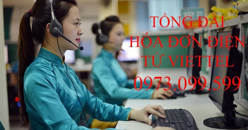 Tổng đài hóa đơn điện tử Viettel 0973099599