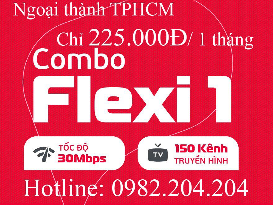 21.Lắp wifi Viettel gói combo net 1 kèm truyền hình ngoại thành Hà Nội TPHCM cước hàng tháng 225.000Đ