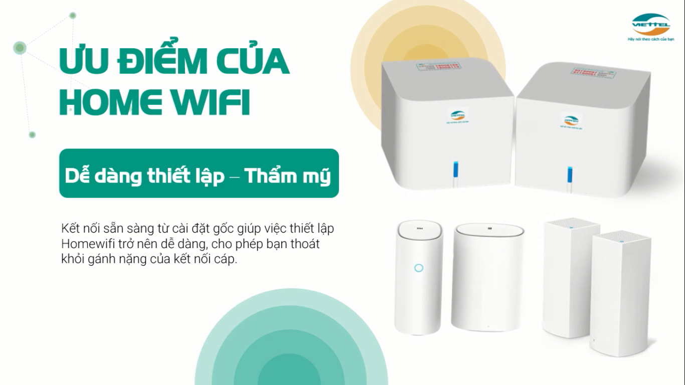 Lắp wifi giá rẻ HCM gói Supernet miễn phí trang bị thêm Home wifi Viettel