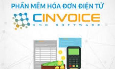 Phần mềm hóa đơn điện tử Cinvoice