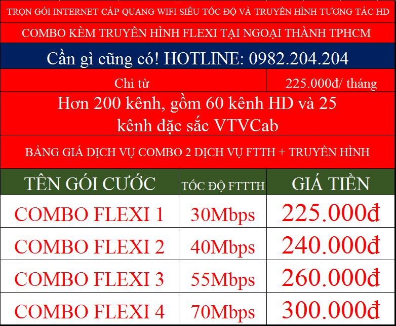 các gói cước lắp wifi Viettel combo truyền hình ngoại thành Hà Nội TPHCM