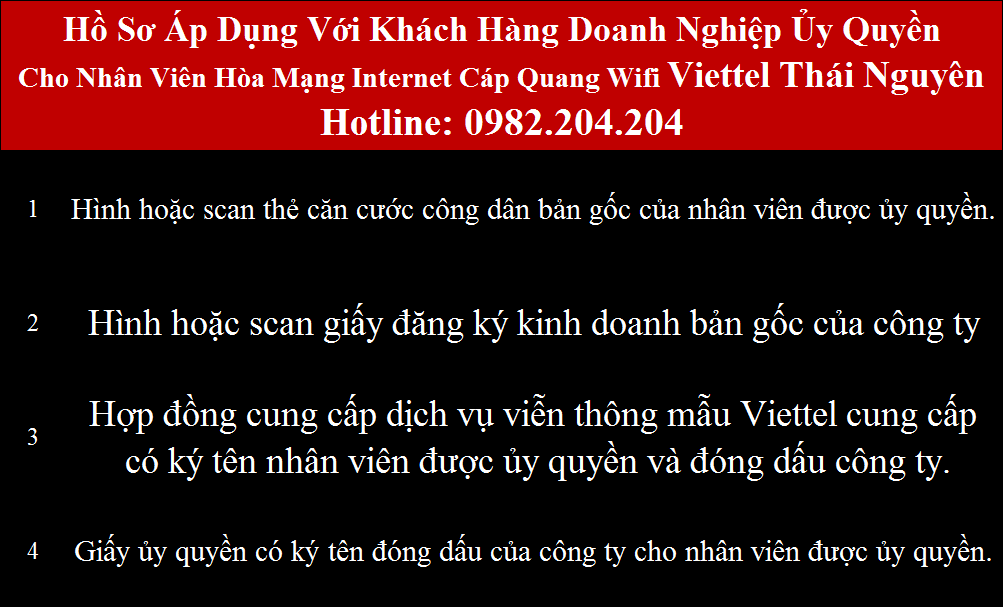 Lắp wifi Viettel Thái Nguyên